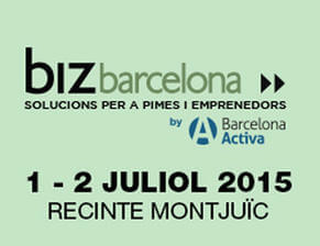 BIZbarcelona, 1-2 july 2015